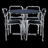 Conjunto Standard mesa + 4 cadeiras