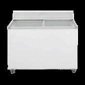 Arca Congeladora 120L com mostrador