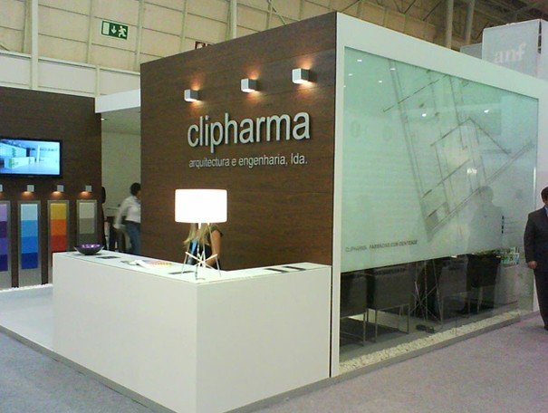 Stand CLIPHARMA