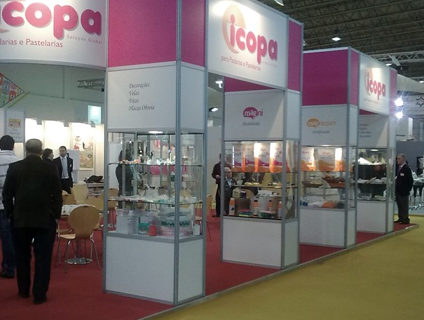 Stand ICOPA