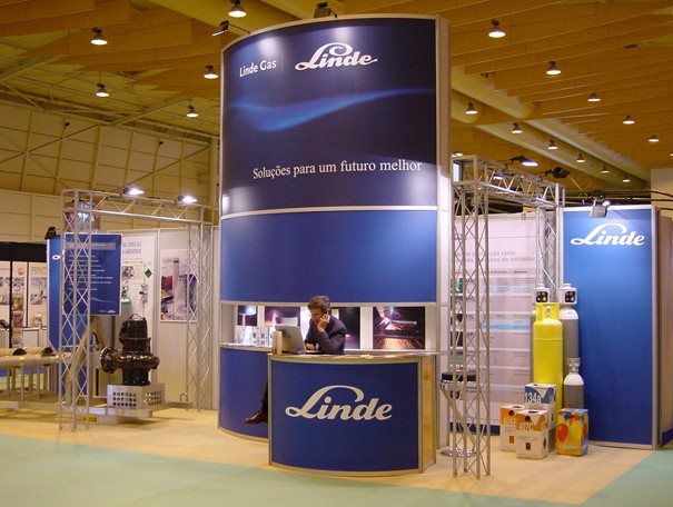 Stand LINDE