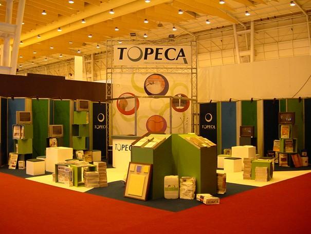 Stand TOPECA