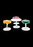 Conjunto Pouf mesa + 3 bancos