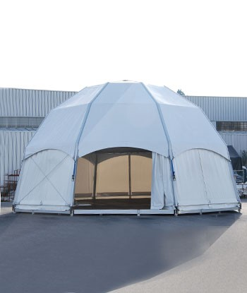 Tenda Poligonal - Igloo