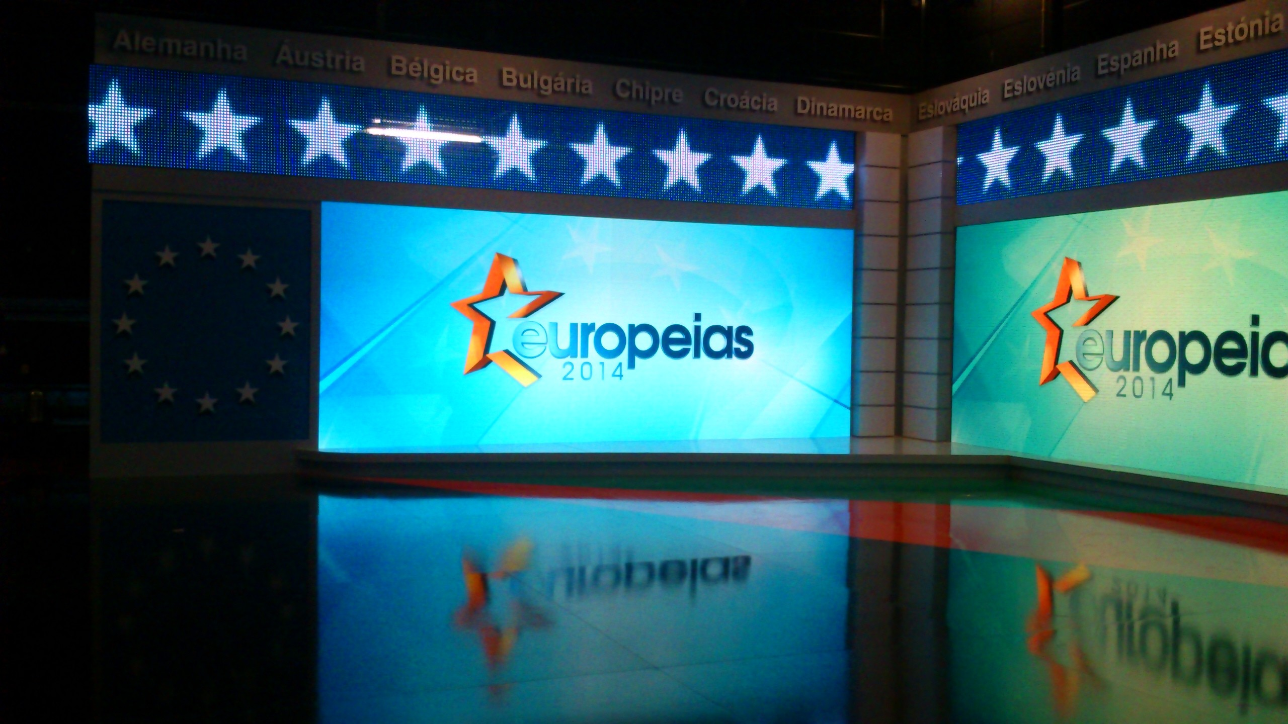Cenário 6 Eleições Europeias RTP1